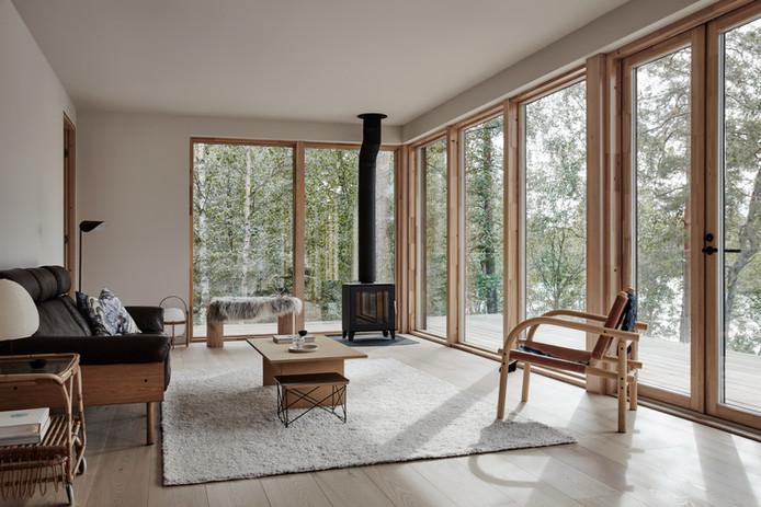 A family Cabin in Finland
