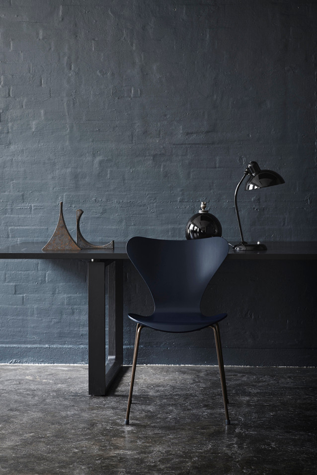 Special edition_ blue dark  Seven Chair