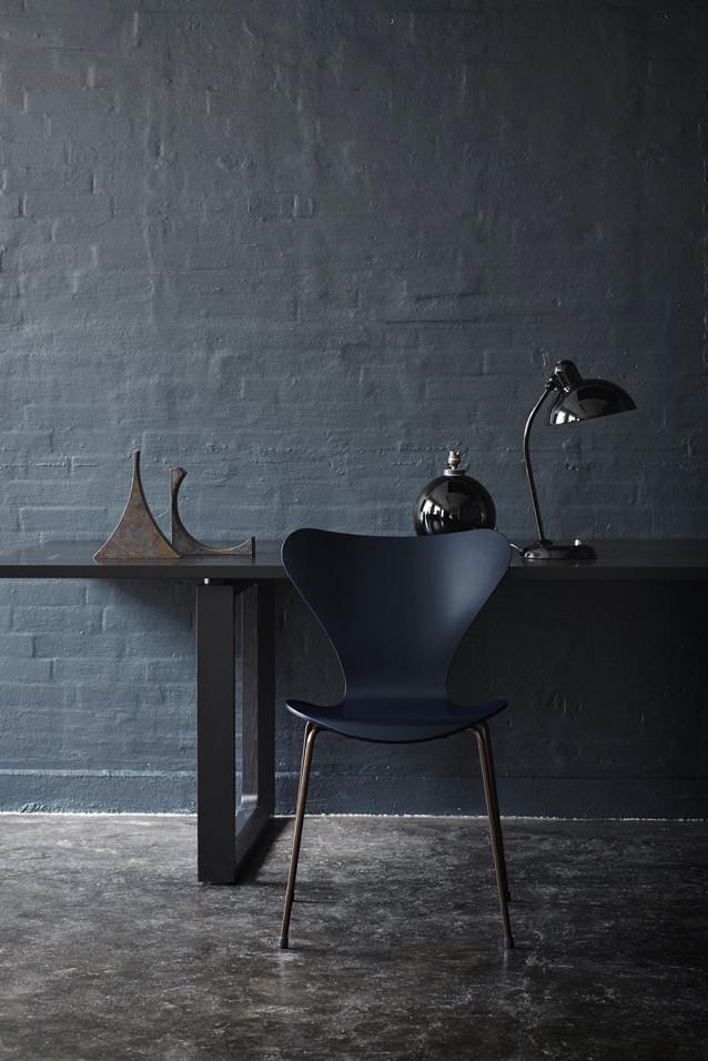 Special edition_ blue dark  Seven Chair