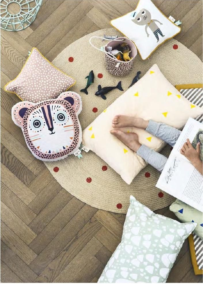 KIDS CUSHIONS_ferm living