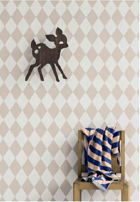 Wallpaper  for kids room_ferm living