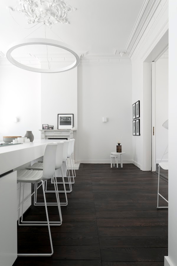 All White Townhouse