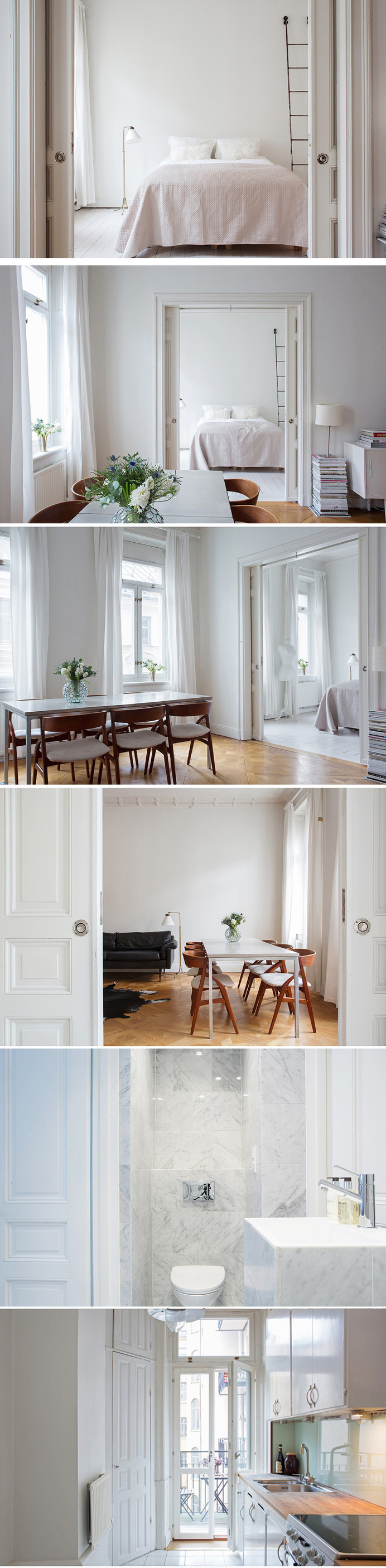 Apartment in Stockholm - Elin