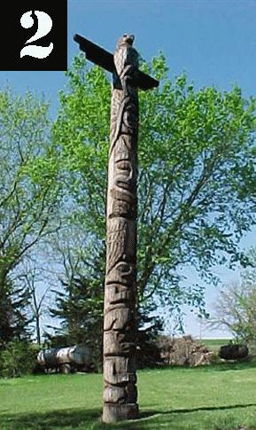 Totem Poles #2