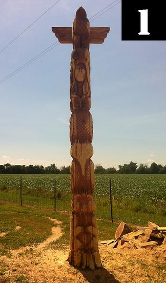 Totem Poles #1