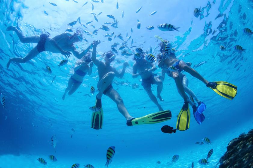 My Own Water Sports Snorkeling Adventure