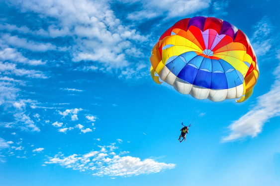 My Own Water Sports Parasail Adventure