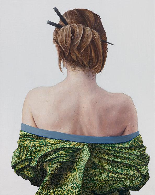 Jessica Oliveras - Summer PACHAMAMA 40x5