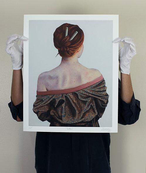 """Autumn"" Fine Art Print     Limited Edition"