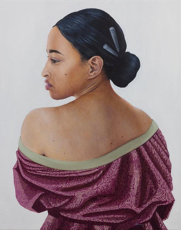 Jessica Oliveras - Spring PACHAMAMA 40x5