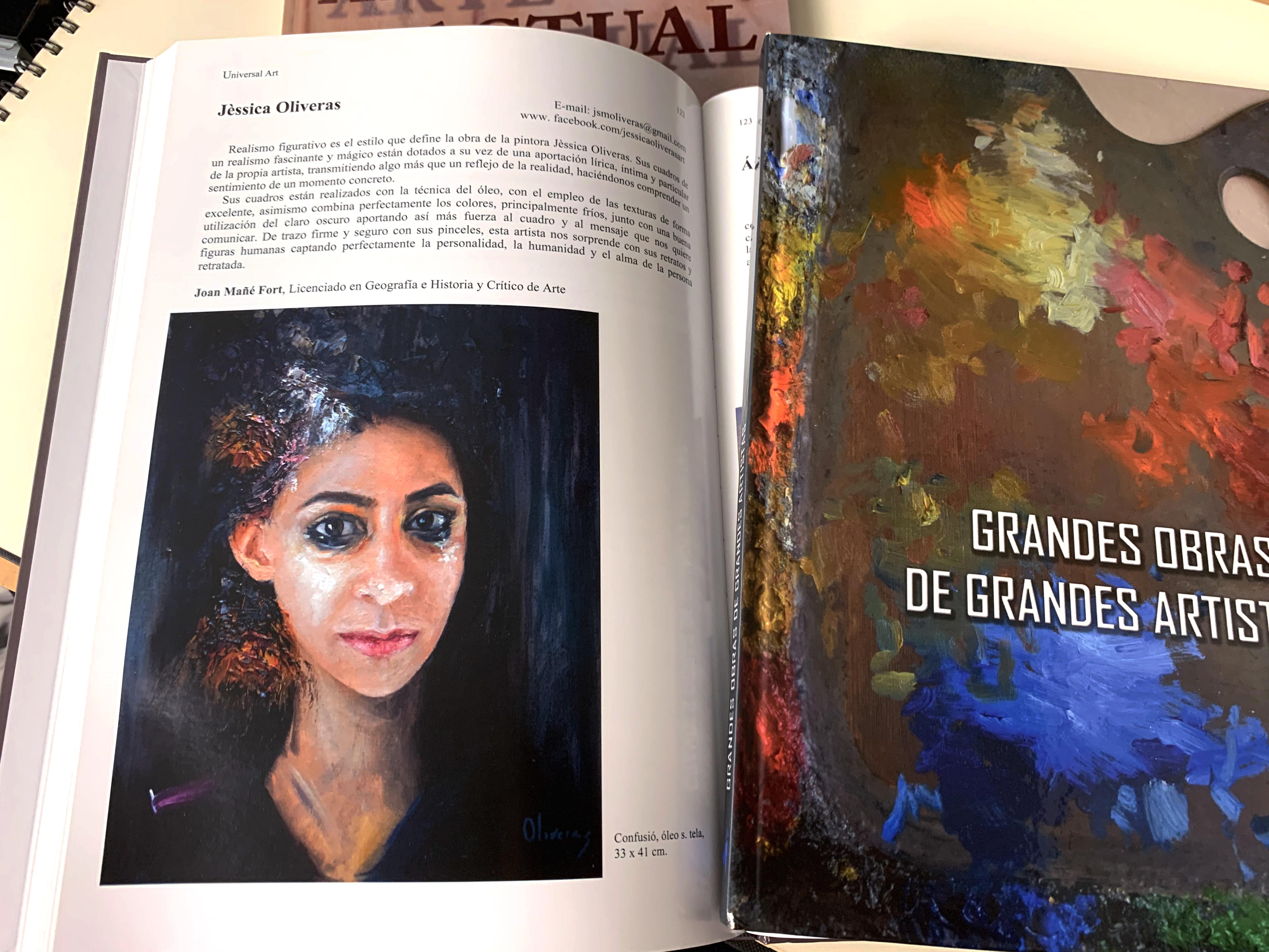 jessica oliveras publications 2