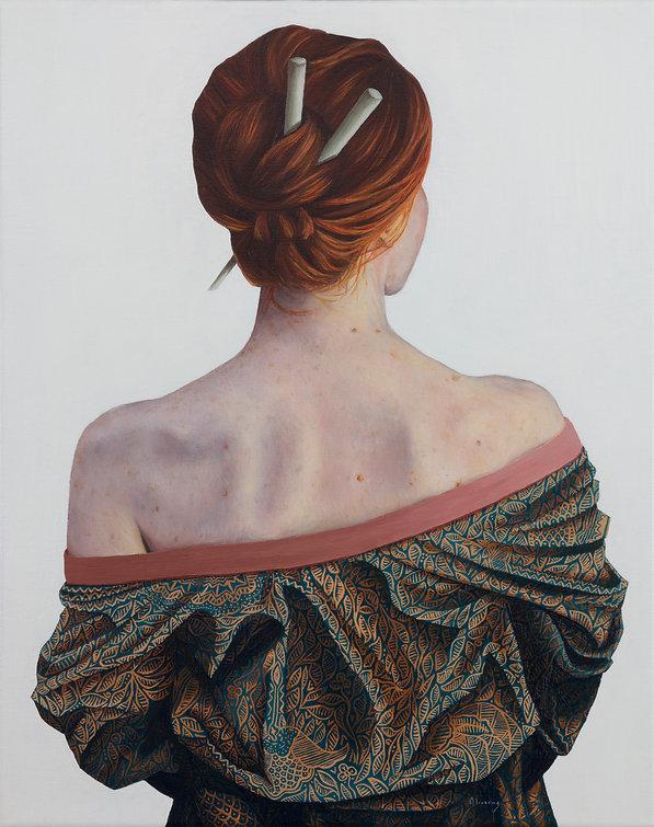Jessica Oliveras - Autumn PACHAMAMA 40x5