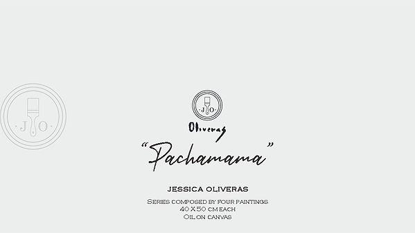 Jessica Oliveras Pachamama artworks invitation.jp