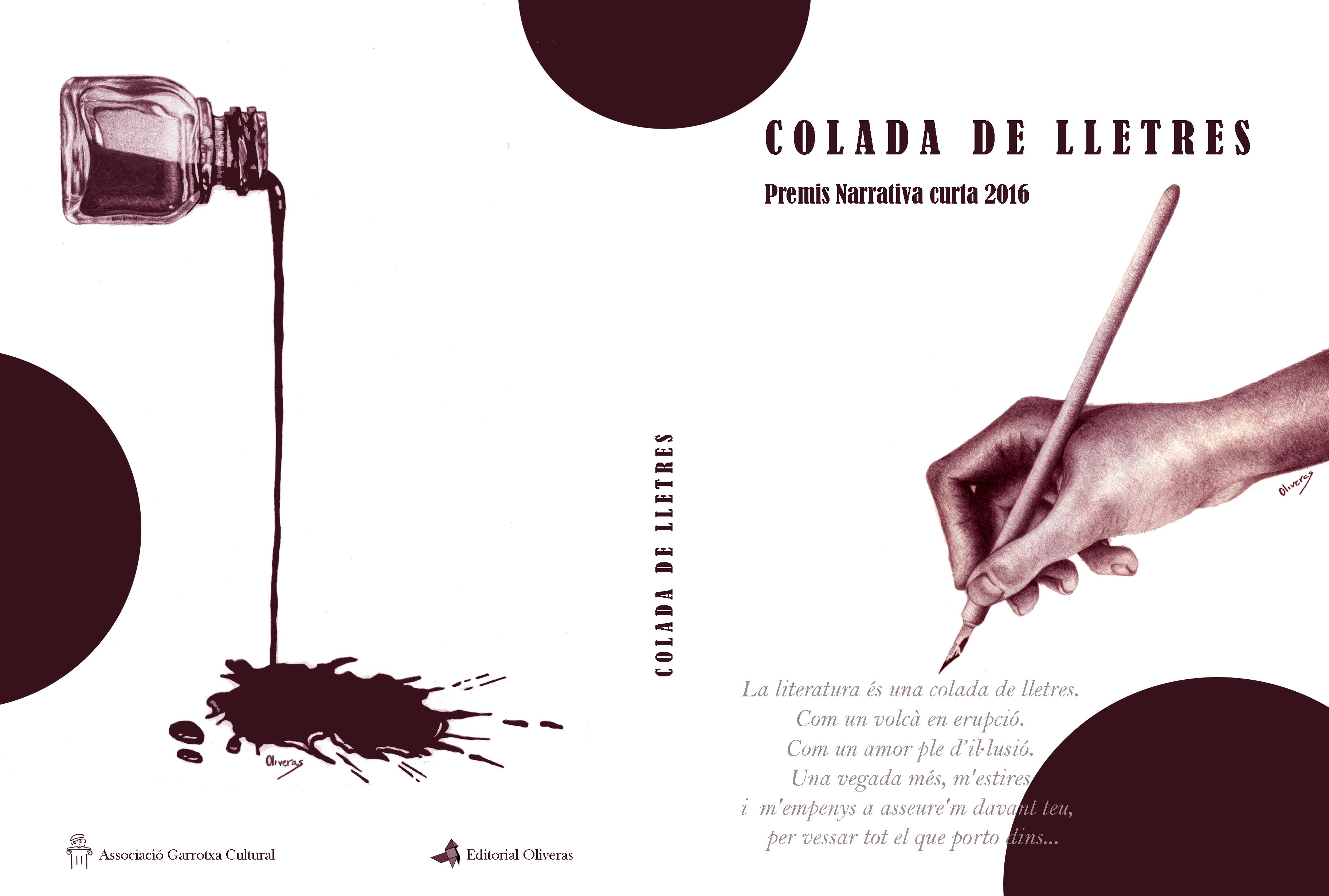 COLADA DE LLETRES