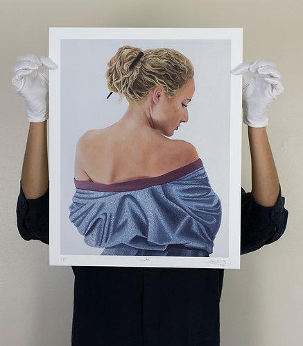 """Winter"" Fine Art Print     Limited Edition"