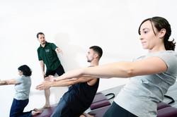 Pilates Mat Class