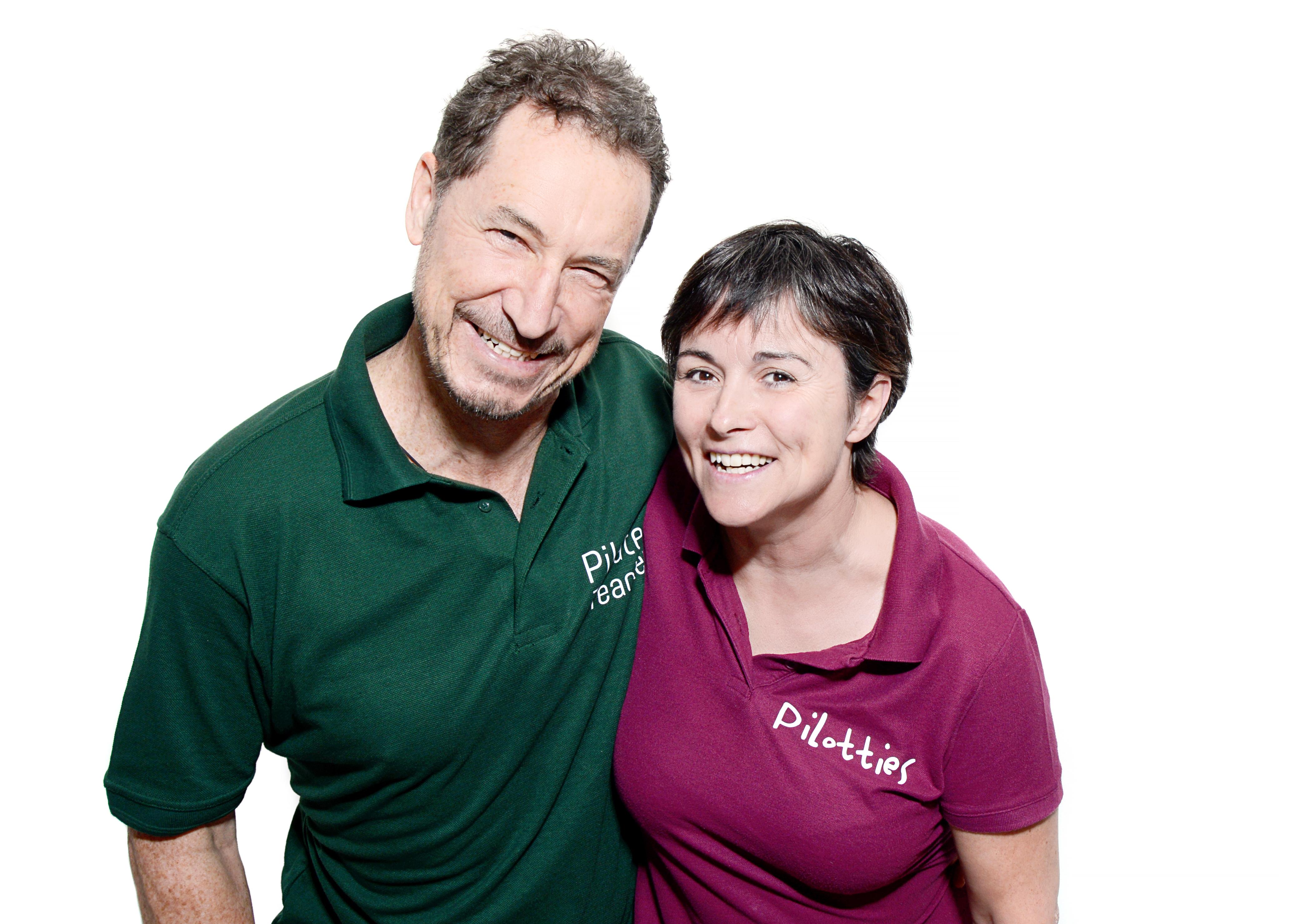 Lottie & Simon Morrison