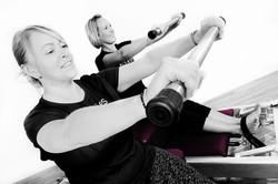 Pilates Reformer Duet - Short box
