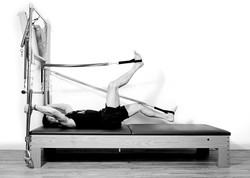Pilates Tower - leg springs