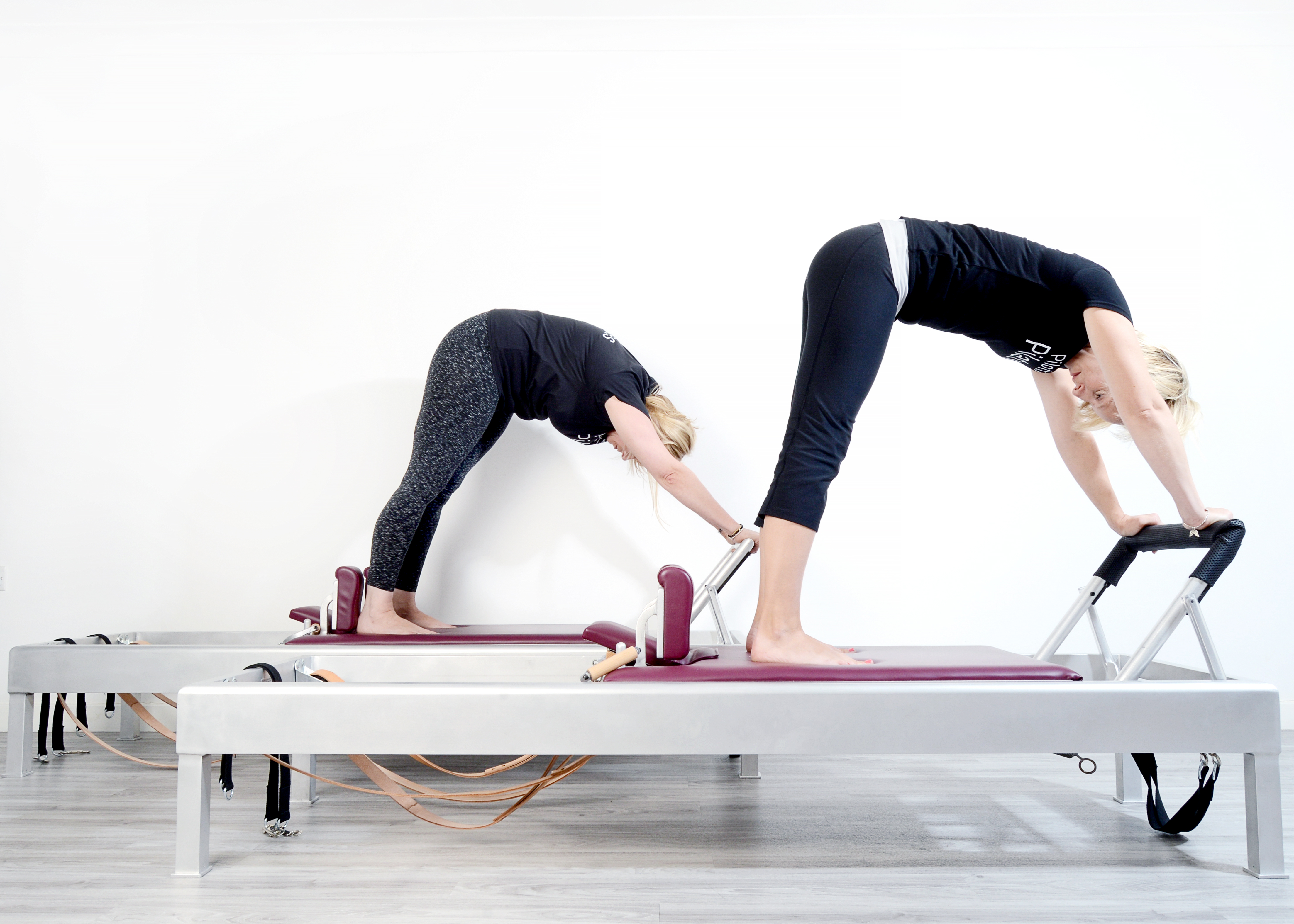 Pilates Reformer Duet