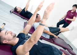 Classical Pilates Mat Class for Men