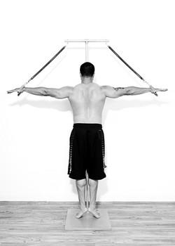 Pilates Pedi Pole