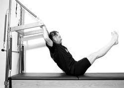 Pilates Tower - Push Thru