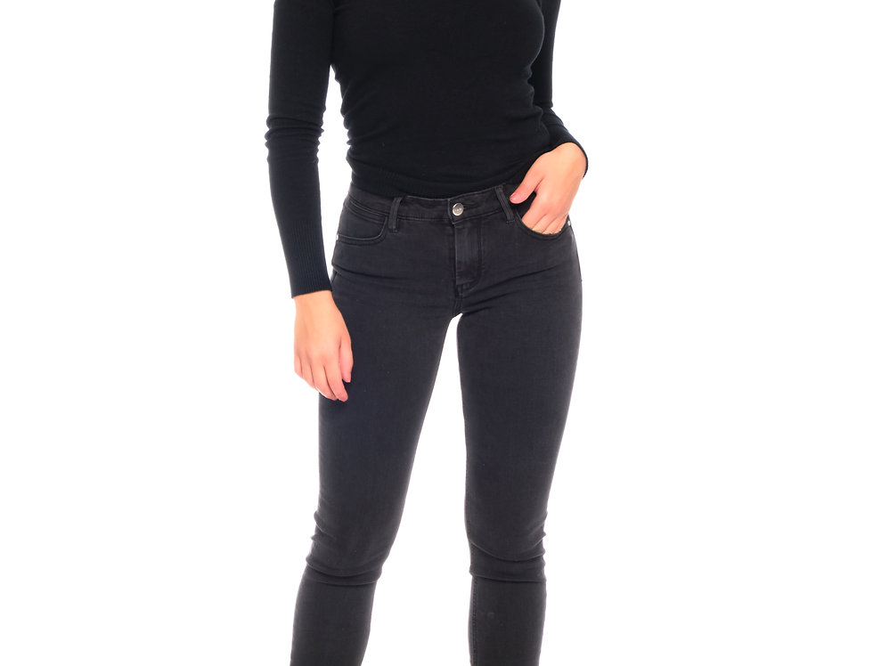 Jeans slim ELEA Black