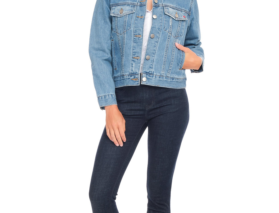 Jacket VIVI Blue