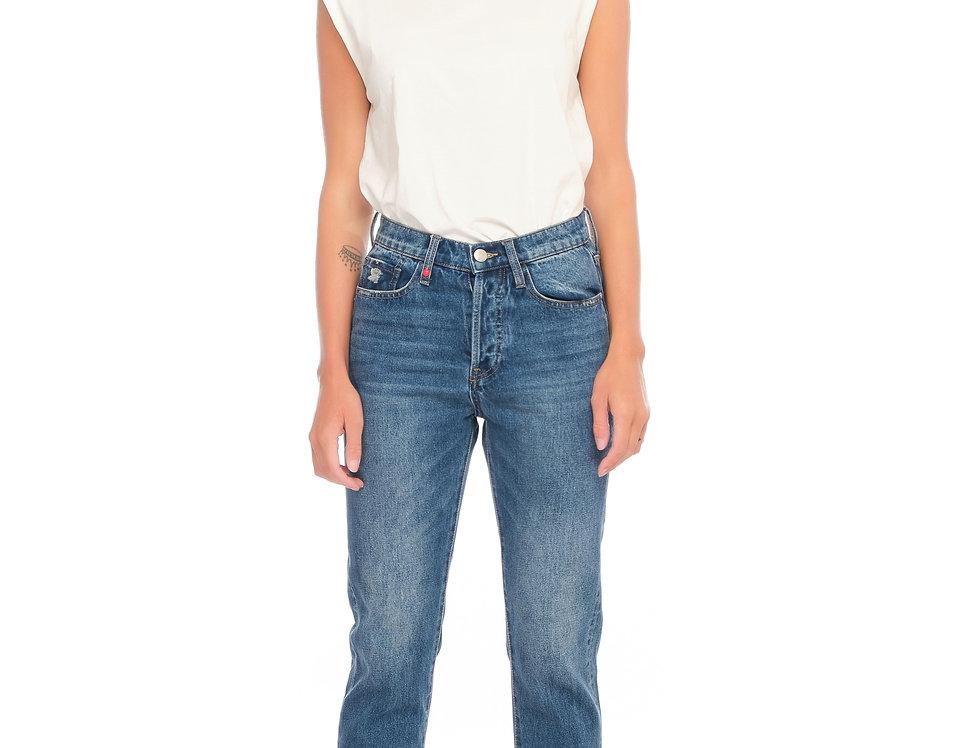 Jeans mom PATRICIA Stone