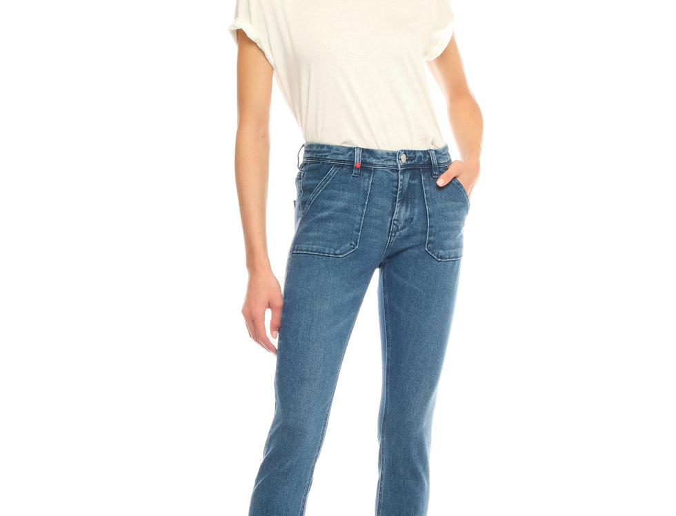 Jeans carrot POLINE