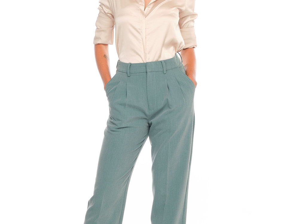 Pants REEVA Green