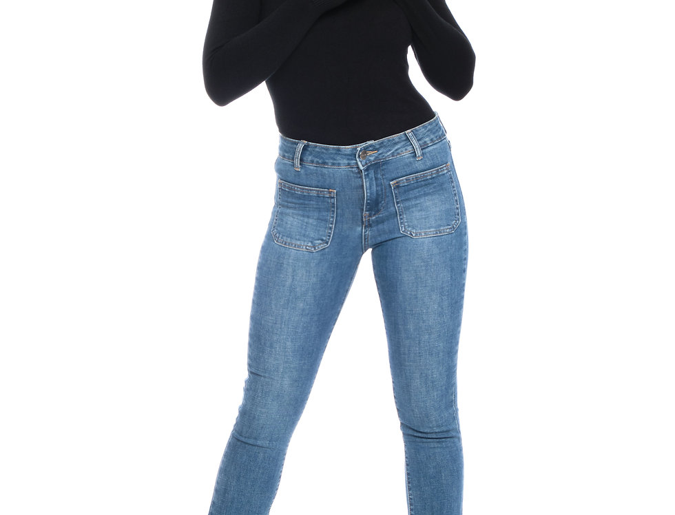 Jeans bootcut fit BETTY-L