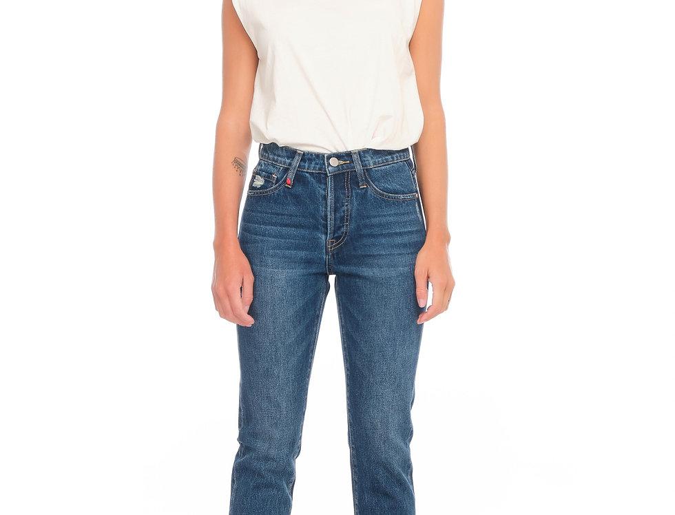 Jeans mom PATRICIA MFN Stone