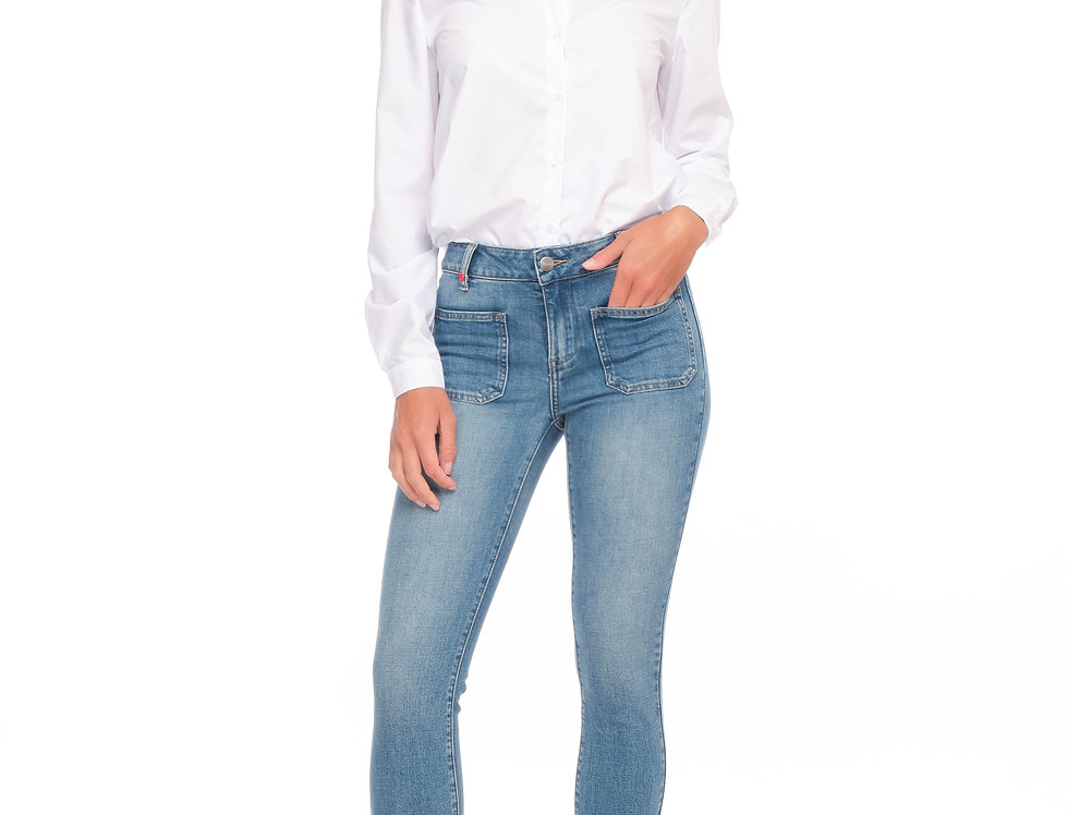 Jeans bootcut fit BETTY