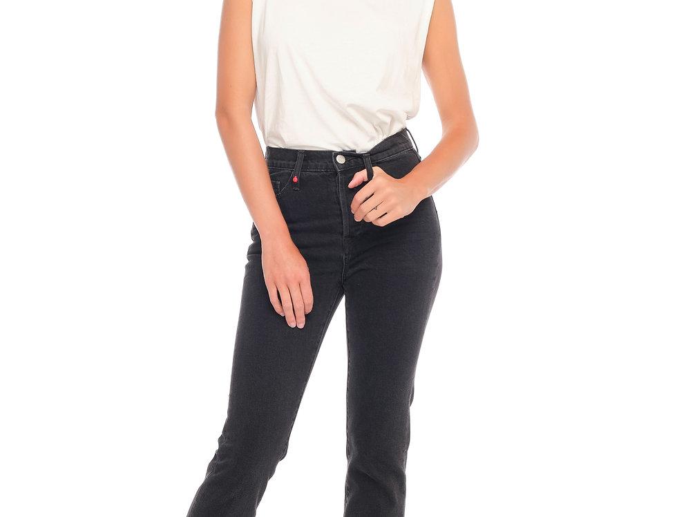 Jeans mom PATRICIA MFN Black