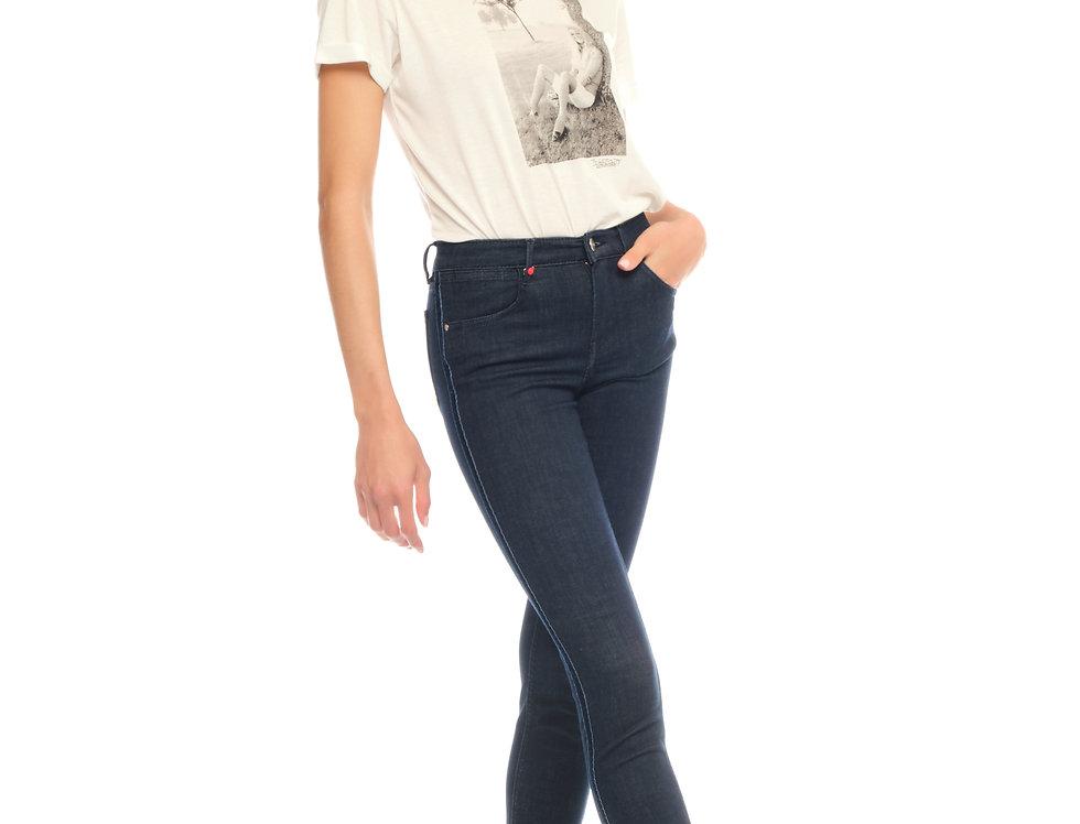 Jeans skinny COLETTE-G Brut