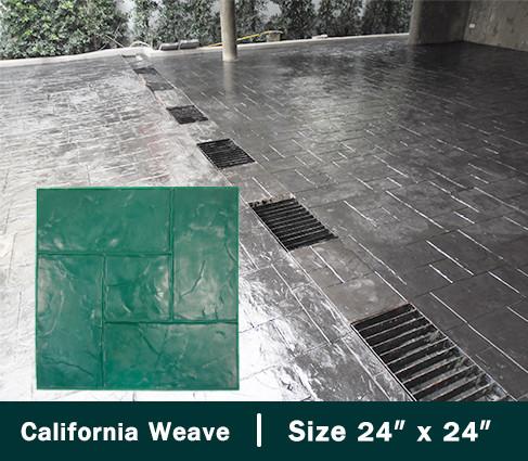 5.California Weave.jpg