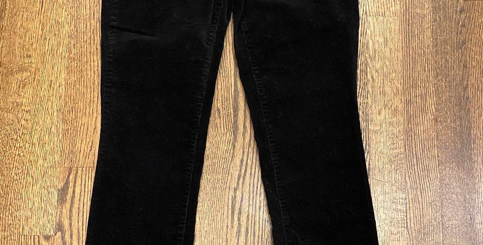 Talbots Navy Cord Pants