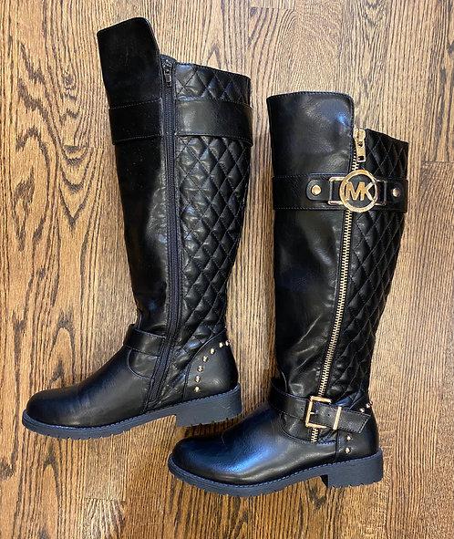 Michael Kors (faux) leather boots (8)