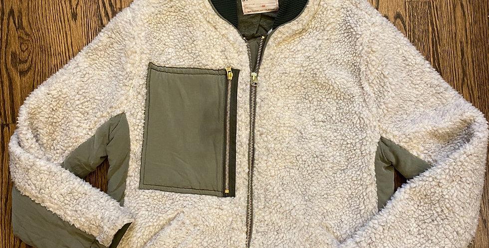 With The Free Fleece Zip Jacket