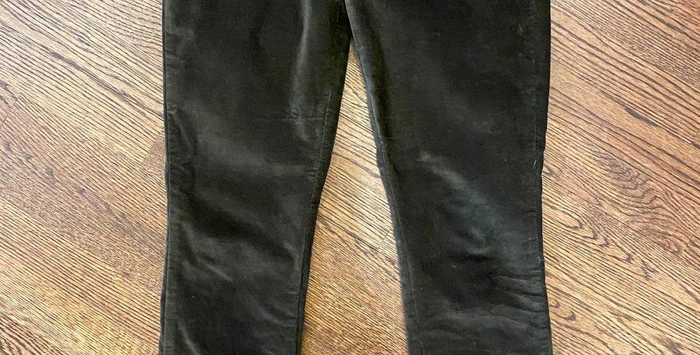 Lucky Brand Soft Olive Pants