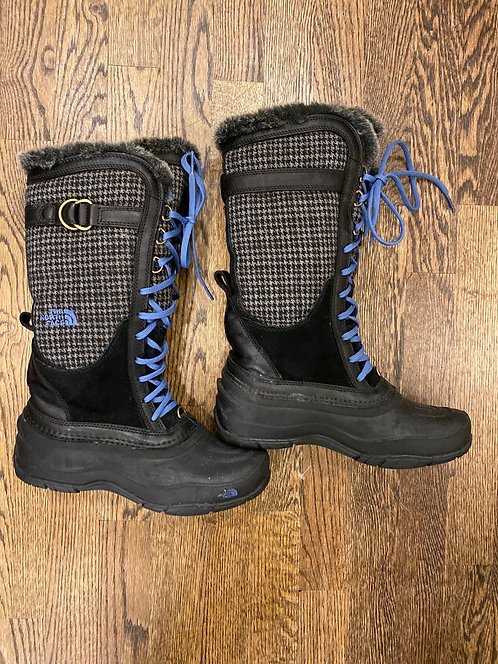 North Face winter boots 6.5