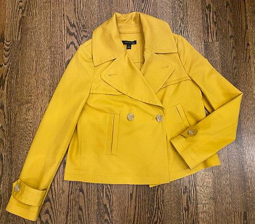 Ann Taylor gold blazer Size XS