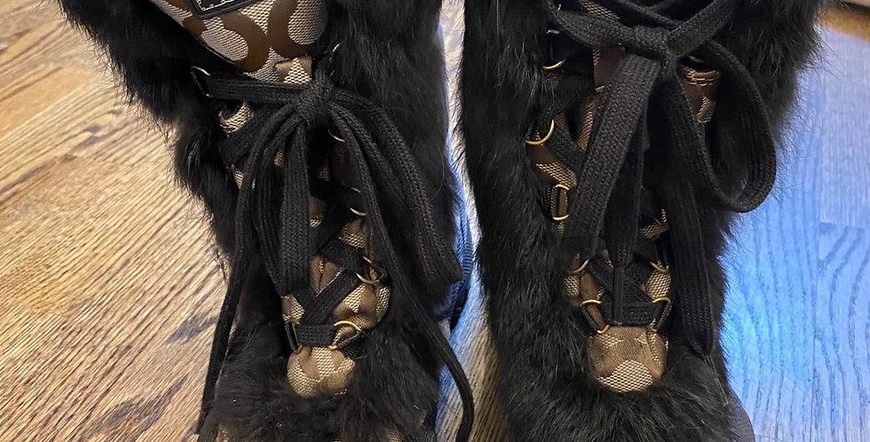 Coach Winter Boots