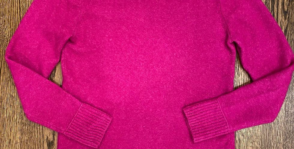 JCrew Soft Fushia Sweater