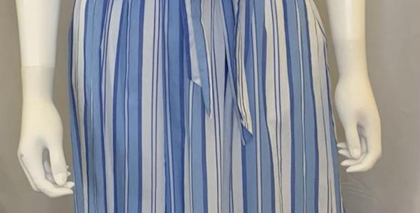 Vineyard Vines Blue/White Striped Tank Dress