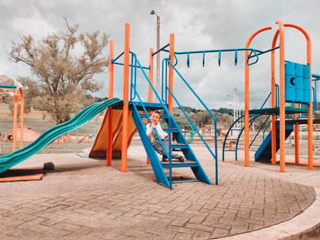 Playground PT: How To Make Your Trip To The Park Therapeutic Without Your Kid Knowing