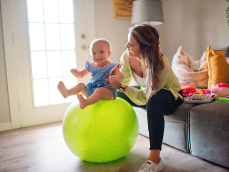 Parent Tips: How Do I Let My Child Fall Safely?