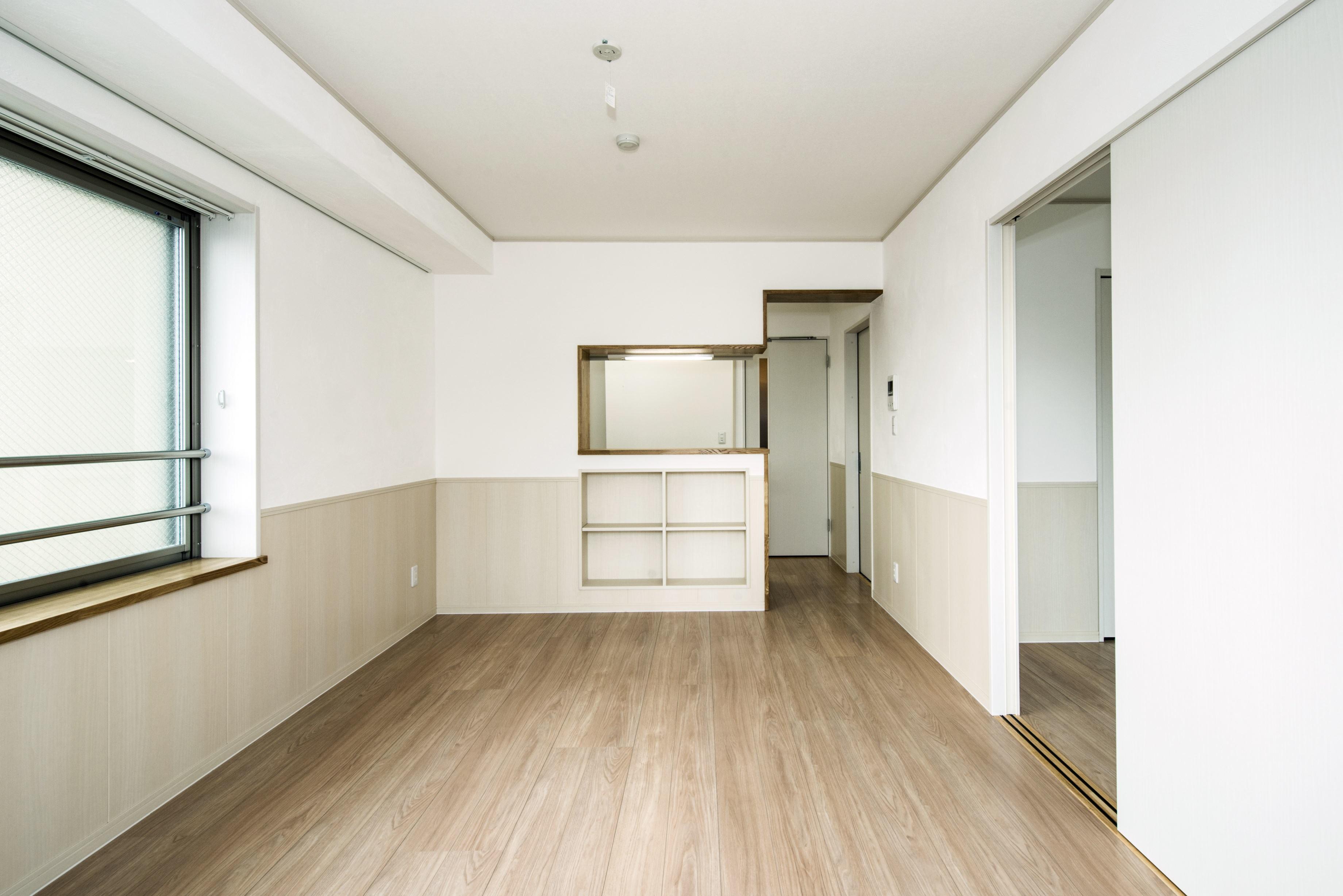 301 居間・食堂・台所